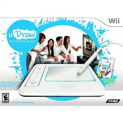 uDraw: Tablet with uDraw Studio / Wii