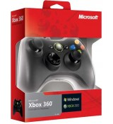 Xbox360 Wired Controller Black