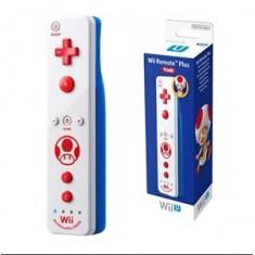 Nintendo Remote Plus **Toad White**