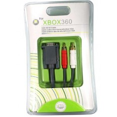 Xbox360 VGA HD cable