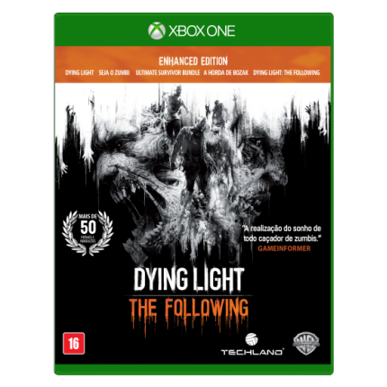 Dying Light : The Following - Enhanced Edition / Xbox One