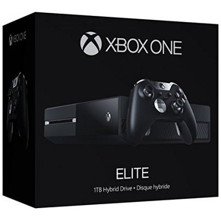 Xbox One ELITE Console 1TB includes SSHD & Elite Controller
