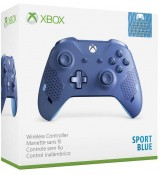 Xbox One Sport Blue Controller Wireless