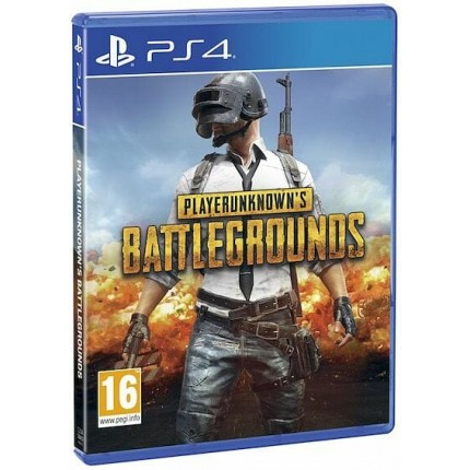 Player Unknown Battlegrounds PS4