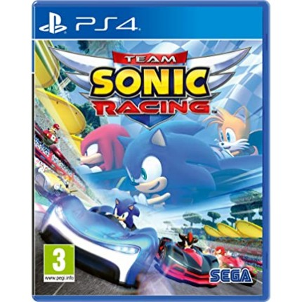 Team Sony Racing PS4