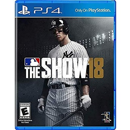MLB The Show 18 PS4