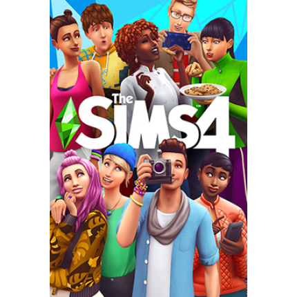 The SIMS4 PS4